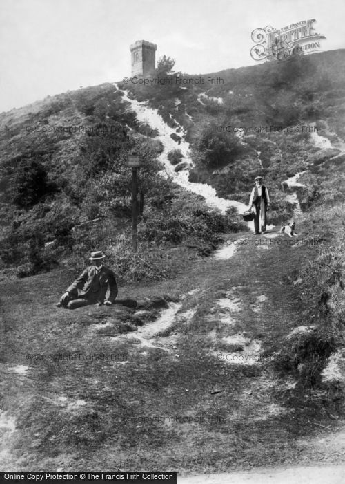 Photo of Leith Hill, 1906