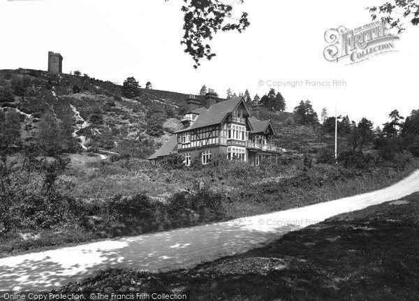 Photo of Leith Hill, Hotel 1919