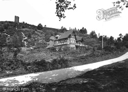 Leith Hill, Hotel 1919
