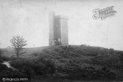 Leith Hill, Summit 1890
