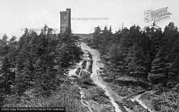 Photo of Leith Hill, The Tower 1919