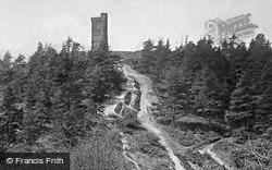 Leith Hill, The Tower 1919