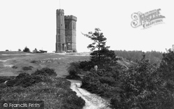 Leith Hill, The Tower 1928