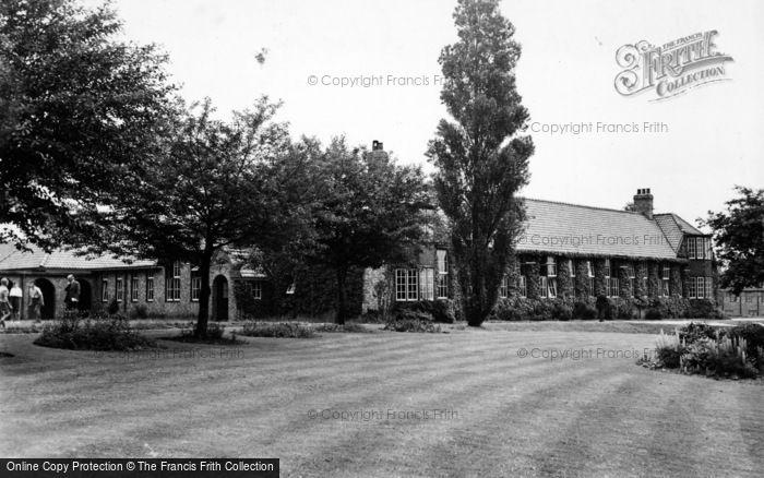 Photo of Lemington, The Grammar School c.1950