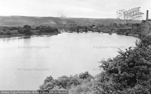 Photo of Lemington, The River Tyne c.1950