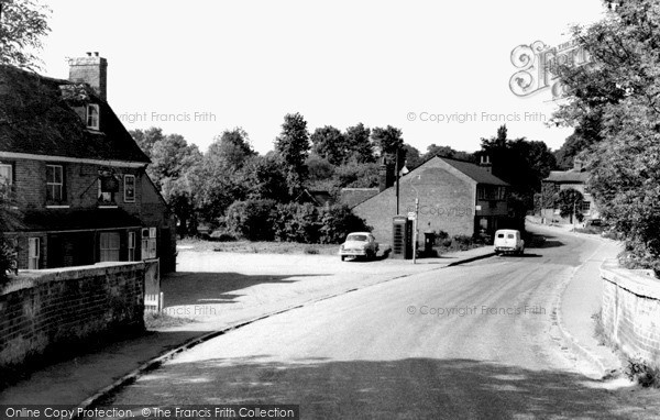 Photo of Lemsford, the Village c1960, ref. L207003