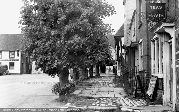 Photo of Lenham, The Limes c.1960