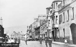 Main Street c.1900, Lennoxtown