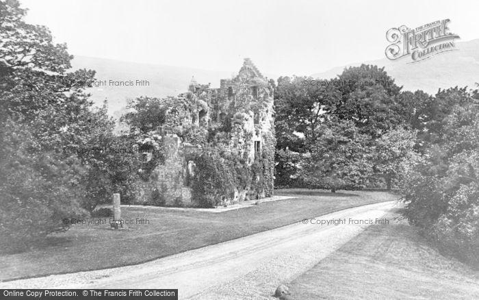 Photo of Lennoxtown, Old Woodhead House c.1920
