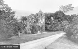 Old Woodhead House c.1920, Lennoxtown