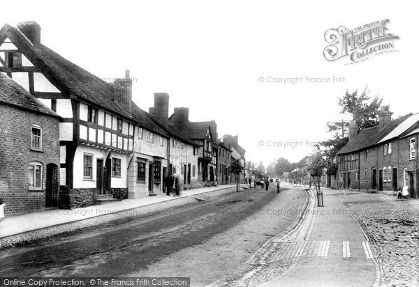 Photo of Leominster, Bargates 1904
