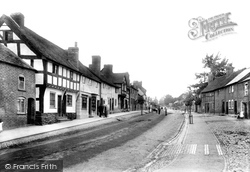 Bargates 1904, Leominster