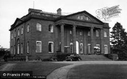 Leominster, Berrington Hall 1955