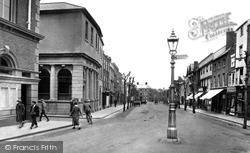 Broad Street 1925, Leominster