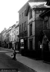 Broad Street 1936, Leominster