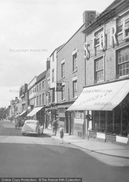 Photo of Leominster, Broad Street 1936