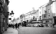 Leominster, Broad Street c1950