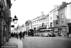 Broad Street c.1950, Leominster