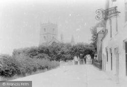 Leominster, Church Street 1904