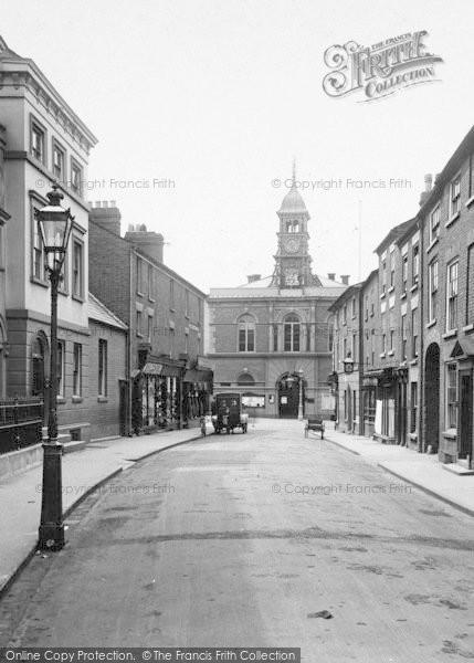 Photo of Leominster, Church Street 1925