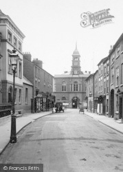 Leominster, Church Street 1925