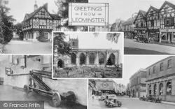 Leominster, Composite c.1950