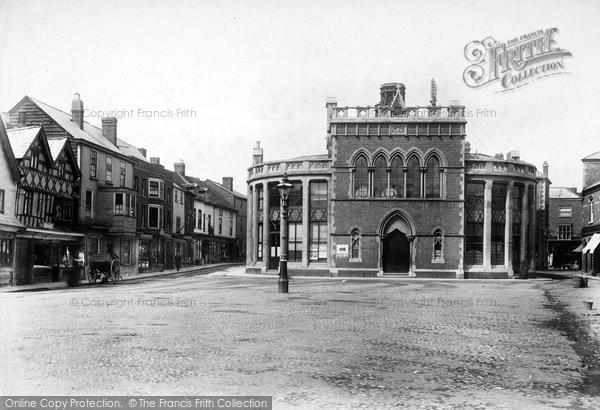 Photo of Leominster, Corn Exchange 1904
