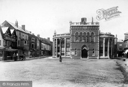 Corn Exchange 1904, Leominster