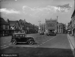 Corn Square 1936, Leominster