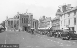 Leominster, Corn Square 1936