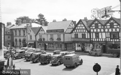 Corn Square c.1955, Leominster