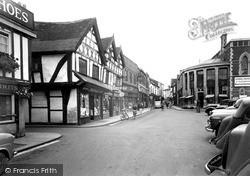 Corn Square c.1955, Leominster