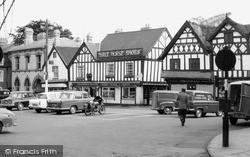 Corn Square c.1965, Leominster