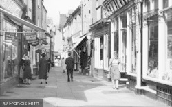 Leominster, Drapers Lane c.1960