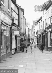 Leominster, Drapers Lane c.1965