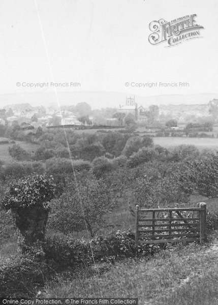 Photo of Leominster, From Eaton Hill 1904