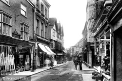 High Street 1904, Leominster