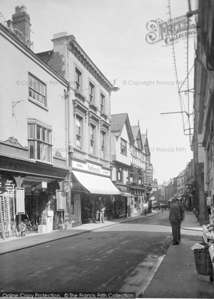 Photo of Leominster, High Street 1936