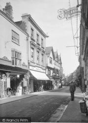 Leominster, High Street 1936
