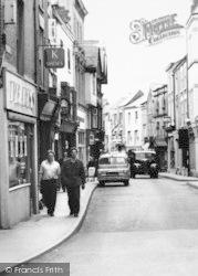Leominster, High Street c.1960