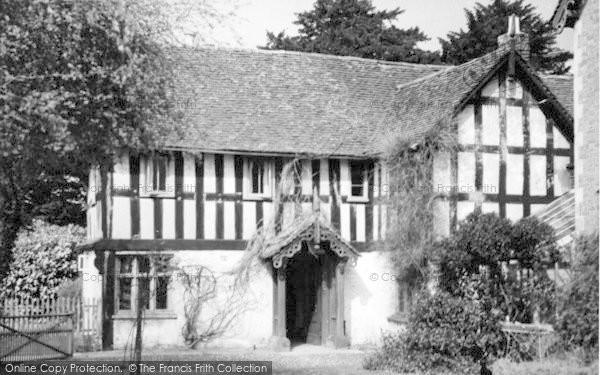 Photo of Leominster, Poplands c.1950