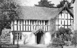 Leominster, Poplands c.1950