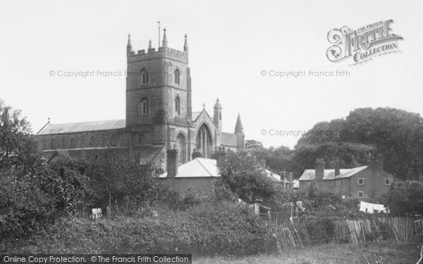 Photo of Leominster, Priory Church 1904