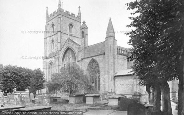 Photo of Leominster, Priory Church 1904