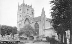 Leominster, Priory Church 1904