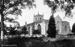 Priory Church 1925, Leominster
