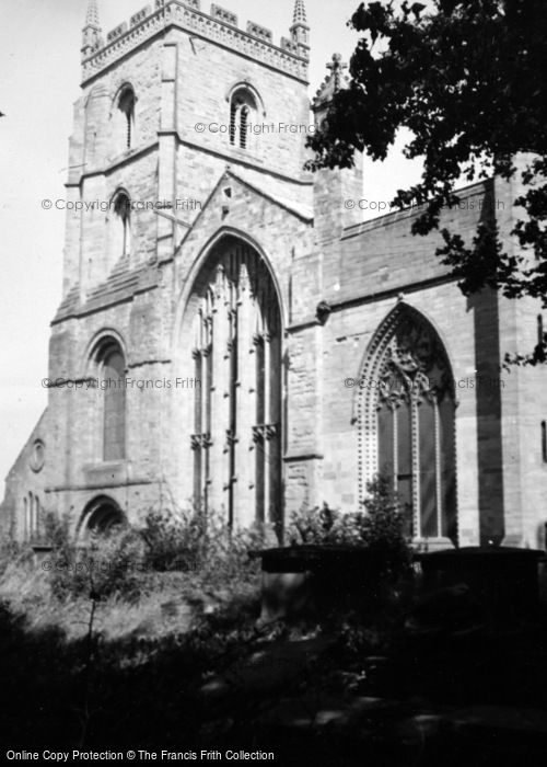 Photo of Leominster, Priory Church 1948