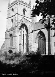Leominster, Priory Church 1948