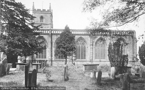 Photo of Leominster, Priory Church, South Side 1904
