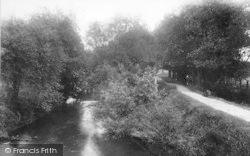 Leominster, River Walk 1904